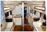 40 ft. Trip 40 Cruiser Racer Boat Rental San Diego Image 3