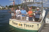 38 ft. Out Island Sport Yacht 38' Express Fisherman Offshore Sport Fishing Boat Rental West Palm Beach  Image 3