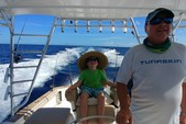 38 ft. Out Island Sport Yacht 38' Express Fisherman Offshore Sport Fishing Boat Rental West Palm Beach  Image 7
