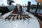 38 ft. Out Island Sport Yacht 38' Express Fisherman Offshore Sport Fishing Boat Rental West Palm Beach  Image 16