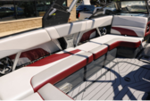24 ft. Malibu Boats Wakesetter 24 MXZ Ski And Wakeboard Boat Rental Dallas-Fort Worth Image 4