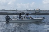 19 ft. Mako Marine 18 LTS W/90 HP Center Console Boat Rental N Texas Gulf Coast Image 1