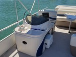 20 ft. Fisher 200  Pontoon Boat Rental San Francisco Image 2