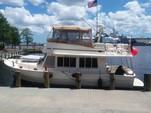 40 ft. Mainship 400 Trawler Trawler Boat Rental New York Image 1