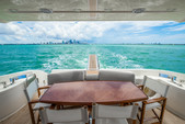 65 ft. Azimut Yachts 62 Flybridge Boat Rental Miami Image 5