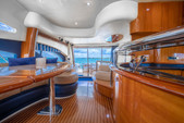 65 ft. Azimut Yachts 62 Flybridge Boat Rental Miami Image 15