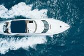 64 ft. sunseeker Manhattan Motor Yacht Boat Rental Miami Image 2
