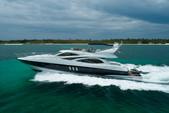 64 ft. sunseeker Manhattan Motor Yacht Boat Rental Miami Image 7