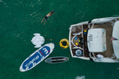 64 ft. sunseeker Manhattan Motor Yacht Boat Rental Miami Image 9