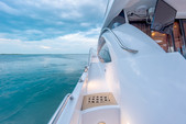 64 ft. sunseeker Manhattan Motor Yacht Boat Rental Miami Image 11