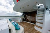 64 ft. sunseeker Manhattan Motor Yacht Boat Rental Miami Image 12