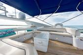 64 ft. sunseeker Manhattan Motor Yacht Boat Rental Miami Image 13