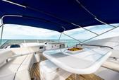 64 ft. sunseeker Manhattan Motor Yacht Boat Rental Miami Image 14