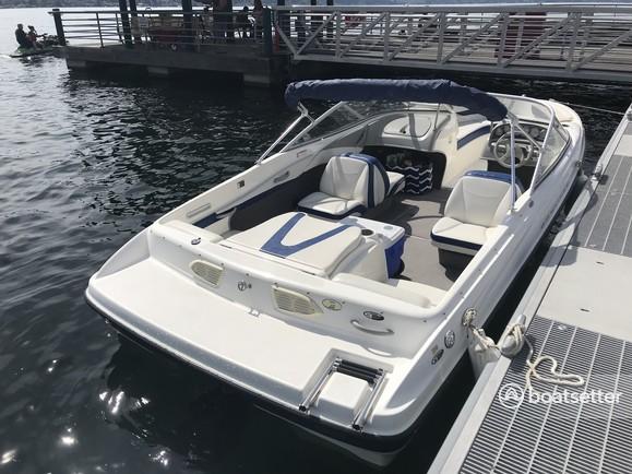 Rent a 2005 20 ft  Bayliner 205 BR in Lake Stevens, WA on Boatsetter