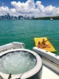 58 ft. Hatteras Yachts 58 Yacht Fisherman Motor Yacht Boat Rental Miami Image 26