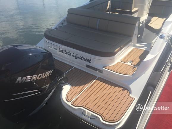 Sea Ray Boats 270 Sundeck w/350XL Verado