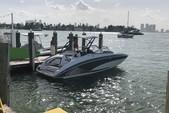 24 ft. Yamaha AR240 High Output  Bow Rider Boat Rental Miami Image 1