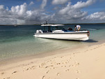 37 ft. axopar 37 T-Top Center Console Boat Rental Miami Image 1