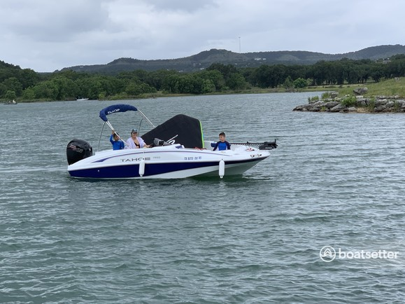 Tahoe deck boats for sale in texas
