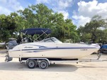 23 ft. Hurricane Boats SD 237 DC Bow Rider Boat Rental Tampa Image 2