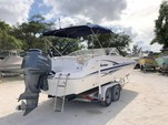 23 ft. Hurricane Boats SD 237 DC Bow Rider Boat Rental Tampa Image 4