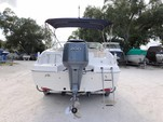 23 ft. Hurricane Boats SD 237 DC Bow Rider Boat Rental Tampa Image 5