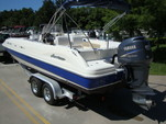 23 ft. Hurricane Boats FD 231 Center Console Boat Rental Tampa Image 5