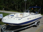 23 ft. Hurricane Boats FD 231 Center Console Boat Rental Tampa Image 6