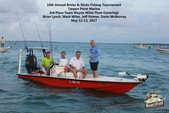 20 ft. Lake & Bay Lake & Bay 20'  Flats Boat Boat Rental Fort Myers Image 3
