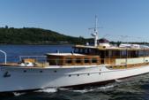 78 ft. New York Launch cruiser Cruiser Boat Rental Seattle-Puget Sound Image 3