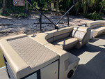 24 ft. Lexington 523 Pontoon Boat Rental Miami Image 6