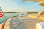 """76 ft. Lazzara Marine 80'7"""" SC Motor Yacht Boat Rental Washington DC Image 3"""