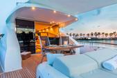 """76 ft. Lazzara Marine 80'7"""" SC Motor Yacht Boat Rental Washington DC Image 2"""