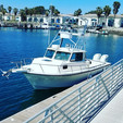 25 ft. Parker Marine 2530 W/2-225HP 4-Stroke Fish And Ski Boat Rental San Diego Image 3
