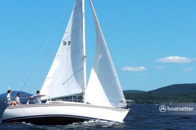 Rent a 2012 27 ft  Catalina 270 in Coronado, CA on Boatsetter
