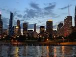 33 ft. Sea Ray Boats 300 Sundancer Cruiser Boat Rental Chicago Image 25