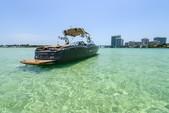 26 ft. MasterCraft Boats X26 Bow Rider Boat Rental Miami Image 3