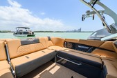 26 ft. MasterCraft Boats X26 Bow Rider Boat Rental Miami Image 12