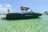 26 ft. MasterCraft Boats X26 Bow Rider Boat Rental Miami Image 2