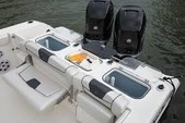 31 ft. Wellcraft 302 Fisherman Center Console Boat Rental East End Image 6