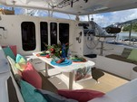 47 ft. Robertson and Caine Leopard 470 Catamaran Boat Rental St. Thomas Image 2
