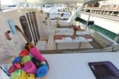 47 ft. Robertson and Caine Leopard 470 Catamaran Boat Rental St. Thomas Image 11