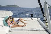 47 ft. Robertson and Caine Leopard 470 Catamaran Boat Rental St. Thomas Image 14