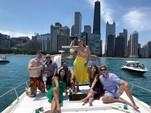 51 ft. Sea Ray Boats 460 Sundancer Cruiser Boat Rental Chicago Image 7