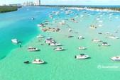 20 ft. Misty Harbor 225CR Adventure Pontoon Boat Rental Miami Image 8