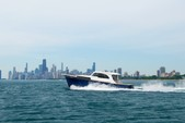 41 ft. Hatteras Yachts 41 Twin Cabin Classic Boat Rental Chicago Image 1