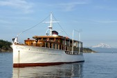 78 ft. New York Launch cruiser Cruiser Boat Rental Seattle-Puget Sound Image 1
