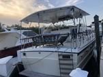 39 ft. 39 Avenger motor Yacht Twin Cabin Motor Yacht Boat Rental Miami Image 4