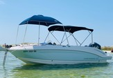 20 ft. Chaparral Boats 18' Sport Other Boat Rental West FL Panhandle Image 2