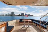 72 ft. Other Vicem Classic Flybridge 72 Flybridge Boat Rental New York Image 2